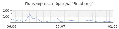 Популярность billabong