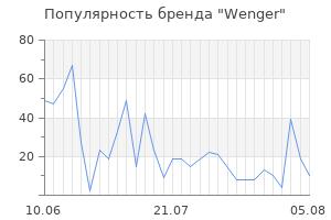 Популярность бренда wenger