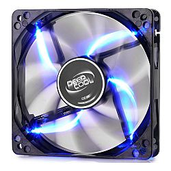 Вентилятор DeepCool Wind Blade 120 120x120x25mm Blue