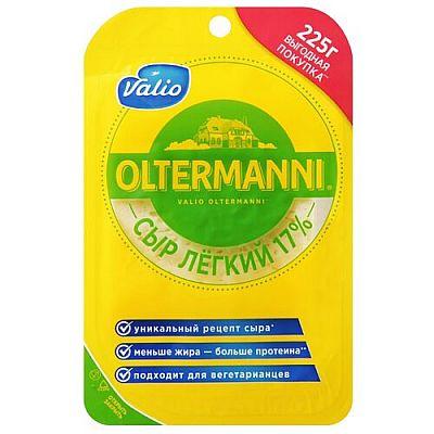 Сыр Oltermanni Легкий нарезка 33%