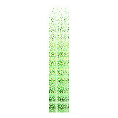 Растяжка из мозаики NEODECO 32,7х261,6х0,4 см стекло цвет зеленый ? Купить ? Цена 1199 рублей - Интернет магазин Бауцентр Москва | Артикул 742181