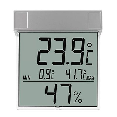 Оконный термогигрометр tfa vision 30.5020