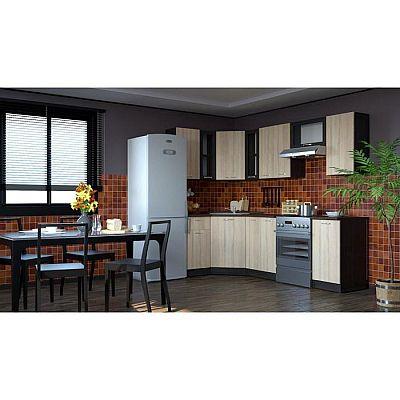 Кухонный гарнитур Сабрина оптима, 1300 х 2500 мм