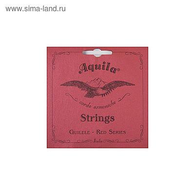 Струны для гиталеле AQUILA RED SERIES 153C  E (43см, E-A-D-G-B-E)