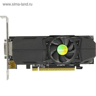 Видеокарта Gigabyte nVidia GeForce GTX 1050TI, 4Гб, 128bit, GDDR5, HDMIx2, HDCP