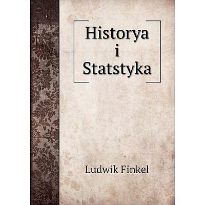 Книга Historya i Statstyka