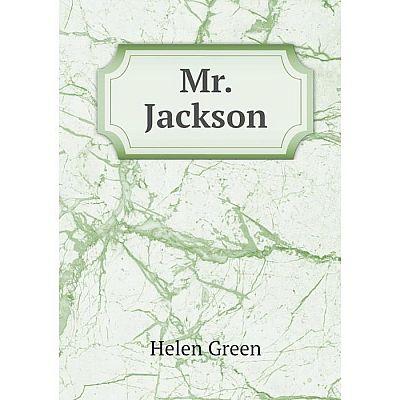Книга Mr Jackson