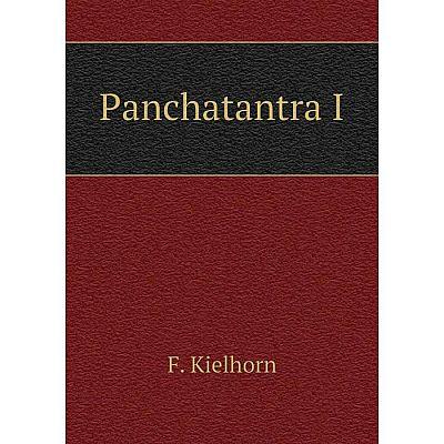 Книга Panchatantra I