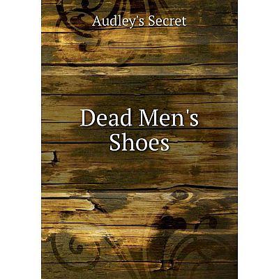 Книга Dead Men's Shoes