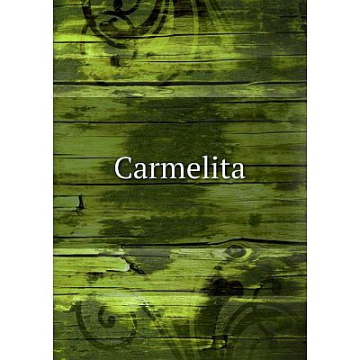 Книга Carmelita