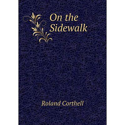 Книга On the Sidewalk