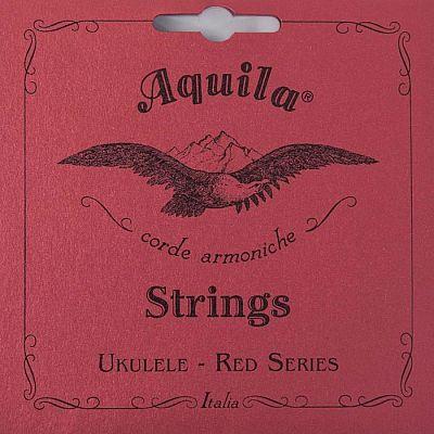 Струны для укулеле AQUILA RED SERIES 86U концерт (Low G-C-E-A)
