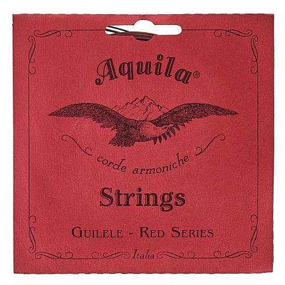 Струны для гиталеле AQUILA RED SERIES 133C A (42см, a-e-c-G-D-A)