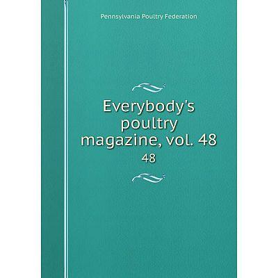 Книга Everybody's poultry magazine, vol. 4848