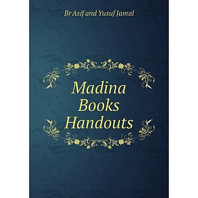 Книга Madina Books Handouts