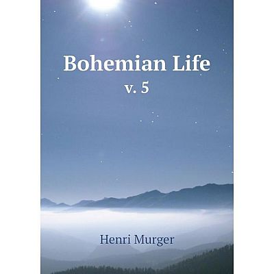 Книга Bohemian Life v. 5