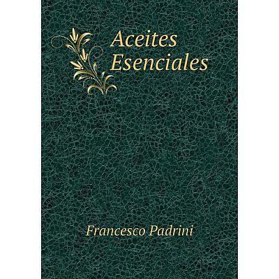 Книга Aceites Esenciales