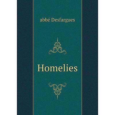 Книга Homelies