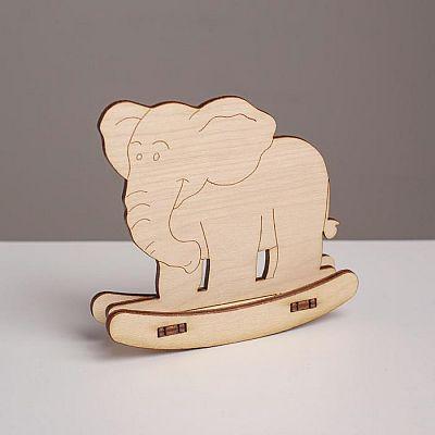 """Качалка """"Слон"""", 9,5х9х2,1 см"""