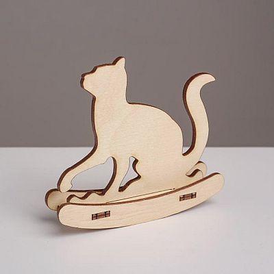"""Качалка """"Кошка"""", 9,5х9х2,1 см"""