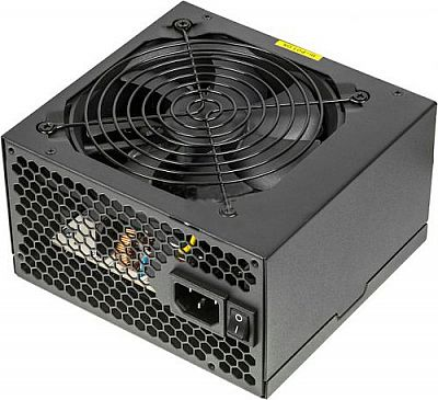 Блок питания ATX ACCORD ACC-650W-80BR 650W, 80Plus Bronze, 24+4+4pin, 120mm fan RTL