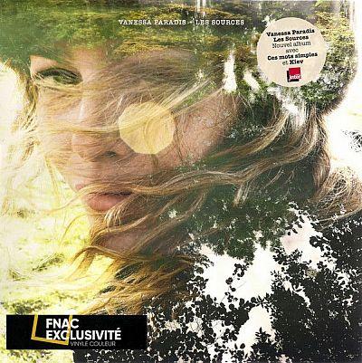 Виниловая пластинка Vanessa Paradis, Les Sources (0602567947783)