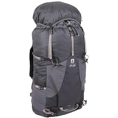 Рюкзак треккинговый Сплав Gradient Light L 70 л серый ? Купить 600001545799 СберМегаМаркет ? Цена 7980 руб