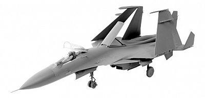 Модель для сборки Zvezda Российский палубный истребитель СУ-33