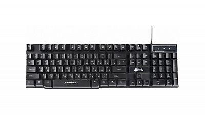 Клавиатура Ritmix RKB-200BL