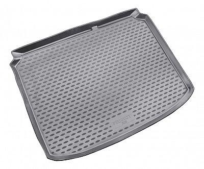 Коврик в багажник PEUGEOT 308 2008-2014, хб, (полиуретан)