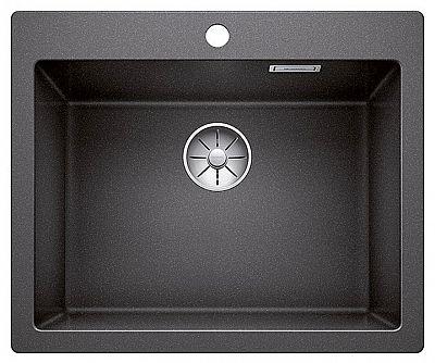 Мойка для кухни гранитная Blanco PLEON 6 521678 антрацит