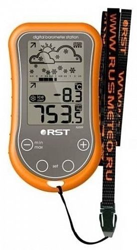 Цифровая метеостанция Rst