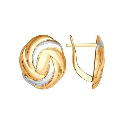 Серьги SOKOLOV из золота