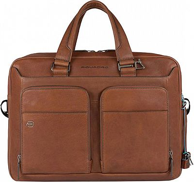 Кожаные сумки Piquadro CA2849B3/CU