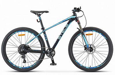 Велосипед Stels Navigator 770 D V010 Тёмно-синий 27.5? 2020 (LU093098)