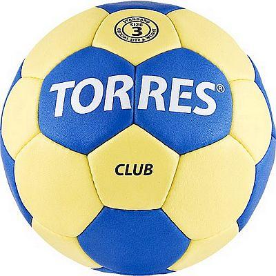 Мяч гандбольный р3 Torres Club H30013