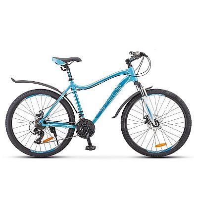 Велосипед Stels Miss-6000 MD V010 2020 Светло-бирюзовый (LU091520)