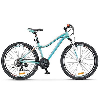 Велосипед Stels Miss-6000 V V020 Бирюзовый (LU086304) 22615
