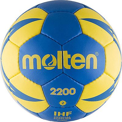 Мяч гандбольный Molten 2200 р.3 H3X2200-BY