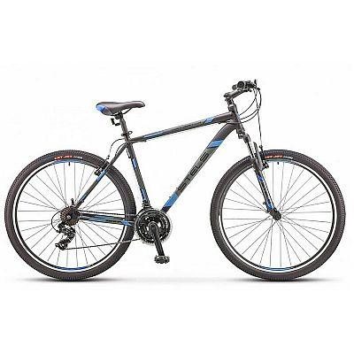 Велосипед Stels Navigator 900 V F010 Черный/синий 29? (LU092629) 32449