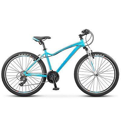 Велосипед Stels Miss-6000 V V030 2017 Морская-волна\Оранжевый (LU086304)