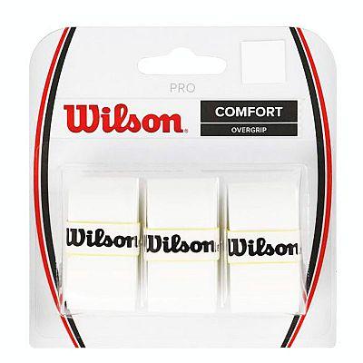 Овергрип Wilson Pro Overgrip WRZ4014WH белый