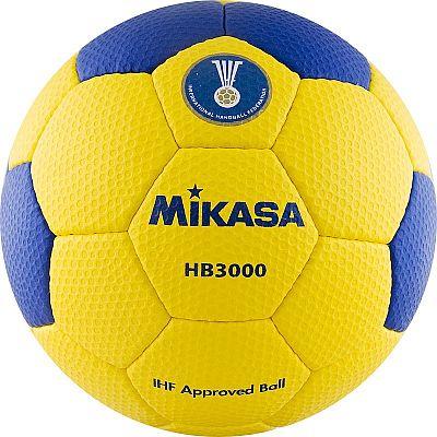 Мяч гандбольный р.3 Mikasa HB 3000