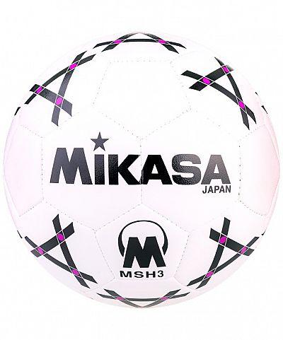 Мяч гандбольный Mikasa MSH3 №3, бел/черн.