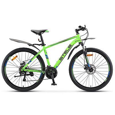 Велосипед Stels Navigator 640 MD V010 2020 Зелёный 26? (LU094120)