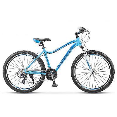 Велосипед Stels Miss-6000 V V020 Голубой (LU086304)