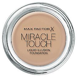 MAX FACTOR Тональная основа для лица Miracle Touch № 80 Bronze