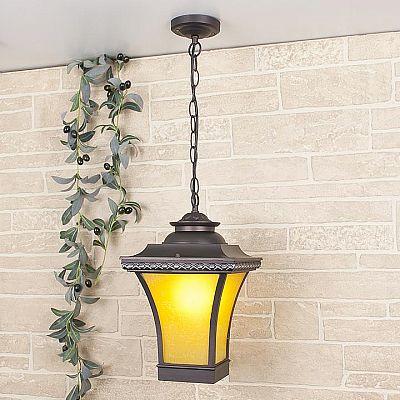 Уличный подвесной светильник Elektrostandard Libra Libra H венге (GLXT-1408H)