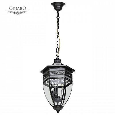 Уличный подвесной светильник Chiaro Корсо 801010403